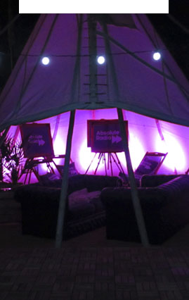 Eve's Tipi\s Private Hire