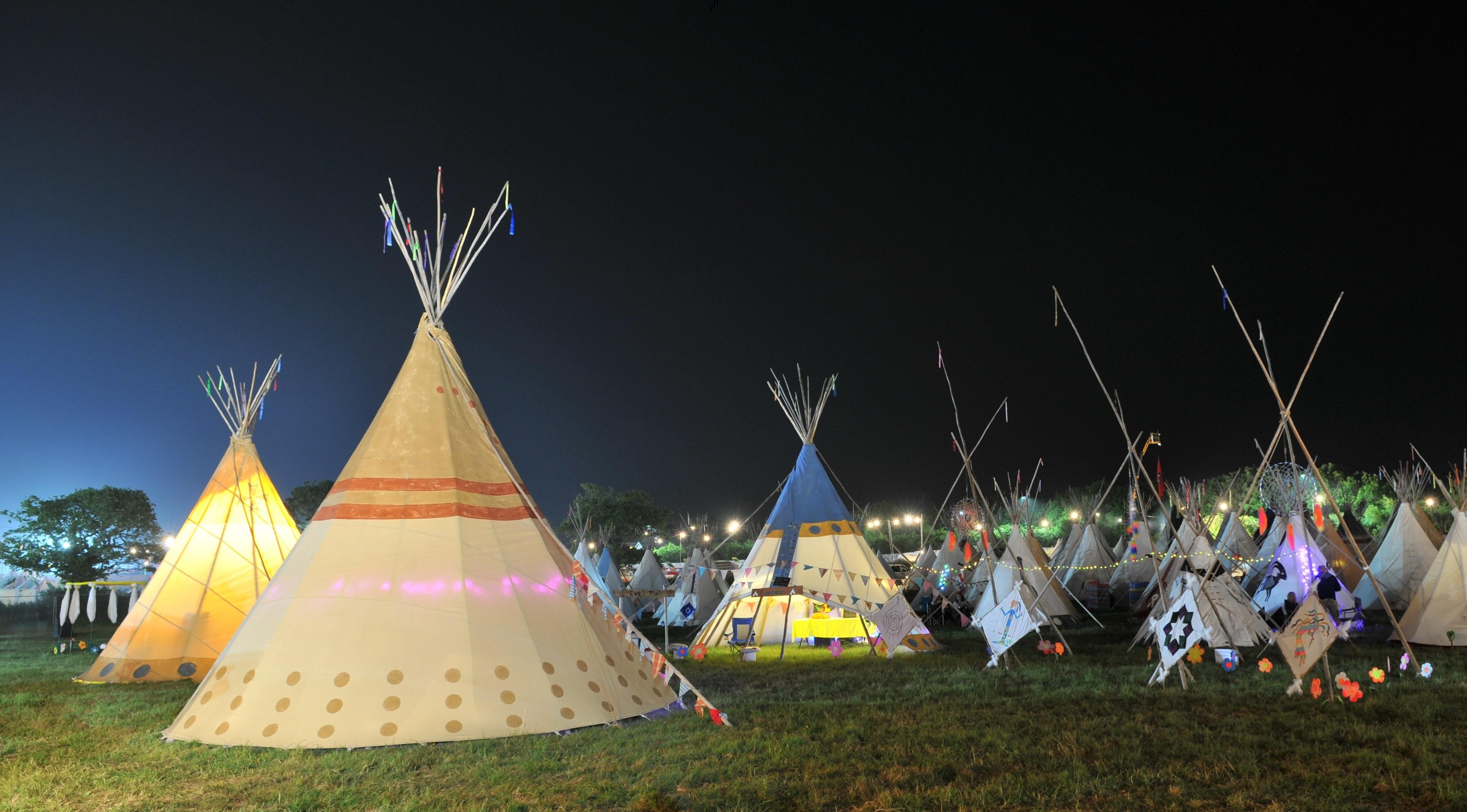 Camper Calling Festival Warwickshire 2017 Eve S Tipis