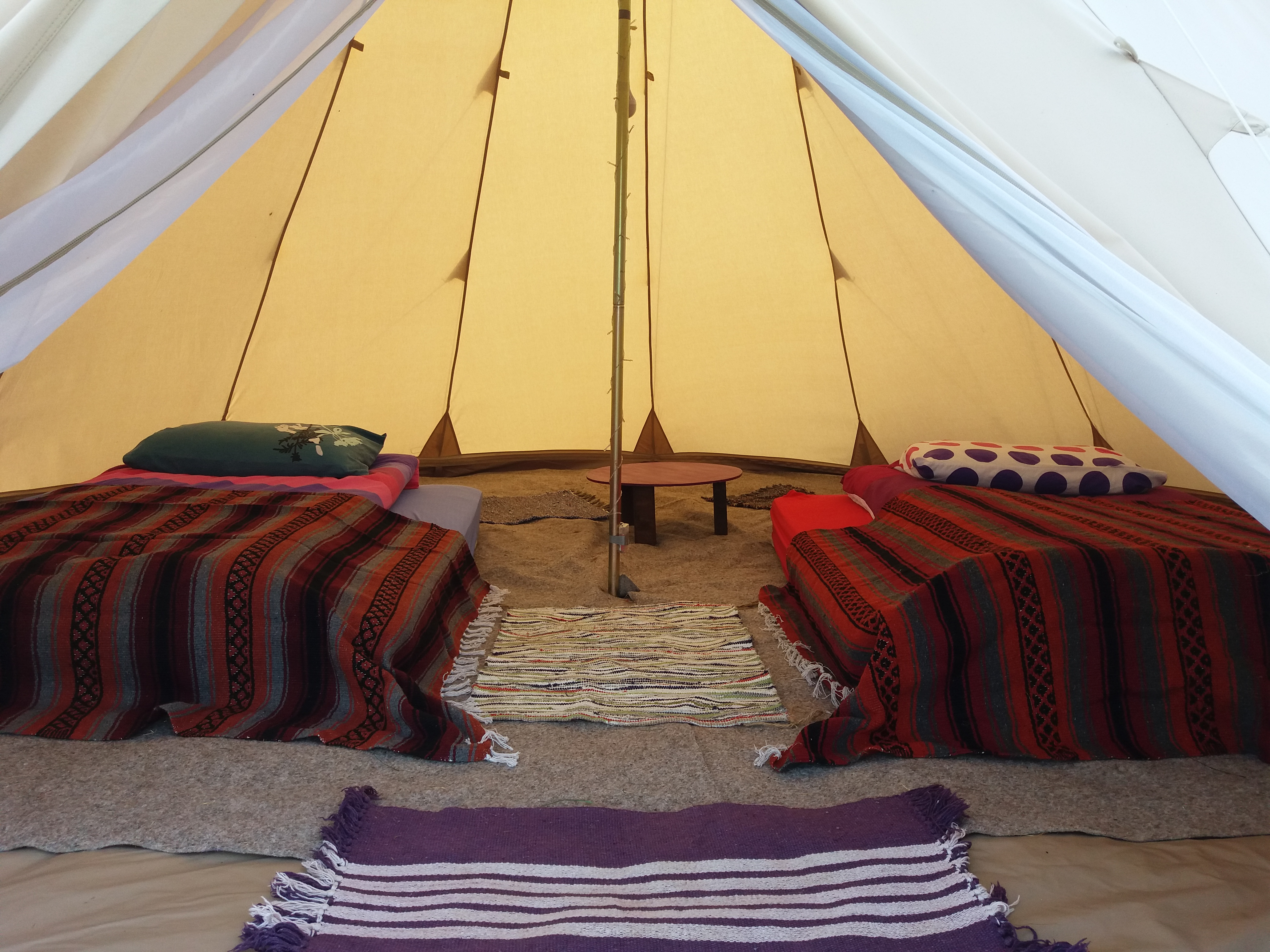 Tipi tents. img_0708 20161021_152159 & Isle of Wight Festival 2018 | Eveu0027s Tipis
