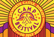 Camp Bestival Tipi Hire